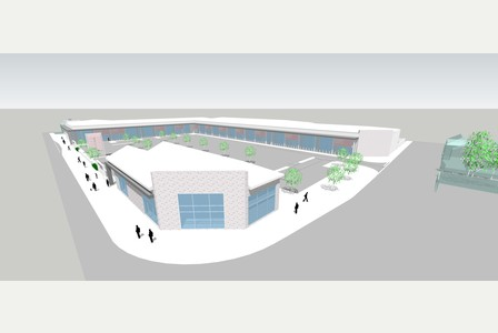 ramsdens home interiors. An artist s impression of the development  Shoppers shock at closure Ramsdens superstore with 47 jobs