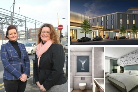 Behind The Scenes At Hulls New GBP25m Doubletree Hilton Hotel